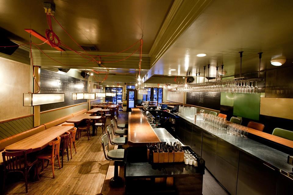 Buvette Chez Simone Restaurant du Plateau Montreal