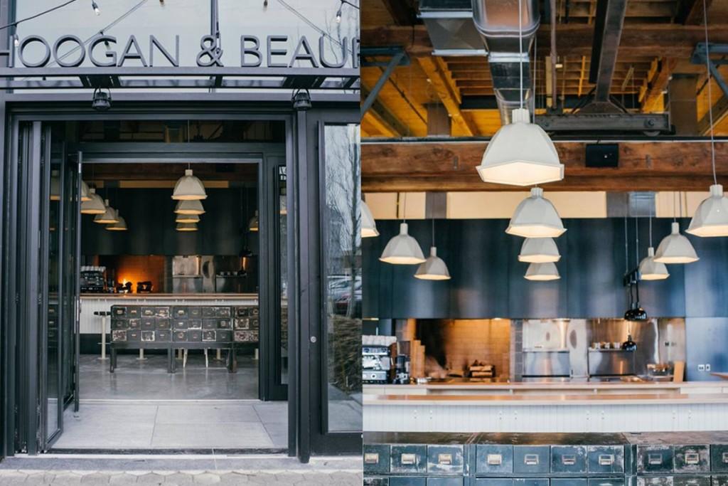 Hoogan et Beaufort restaurant Montréal