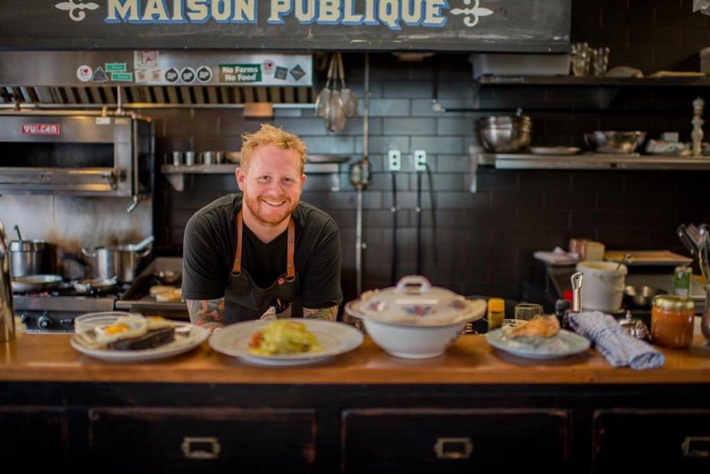 La Maison Publique Restaurant Montreal