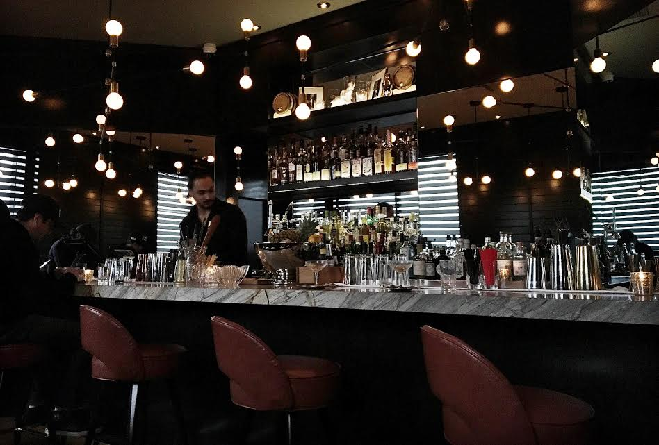 Maison Cloakroom Bar downtown Montreal