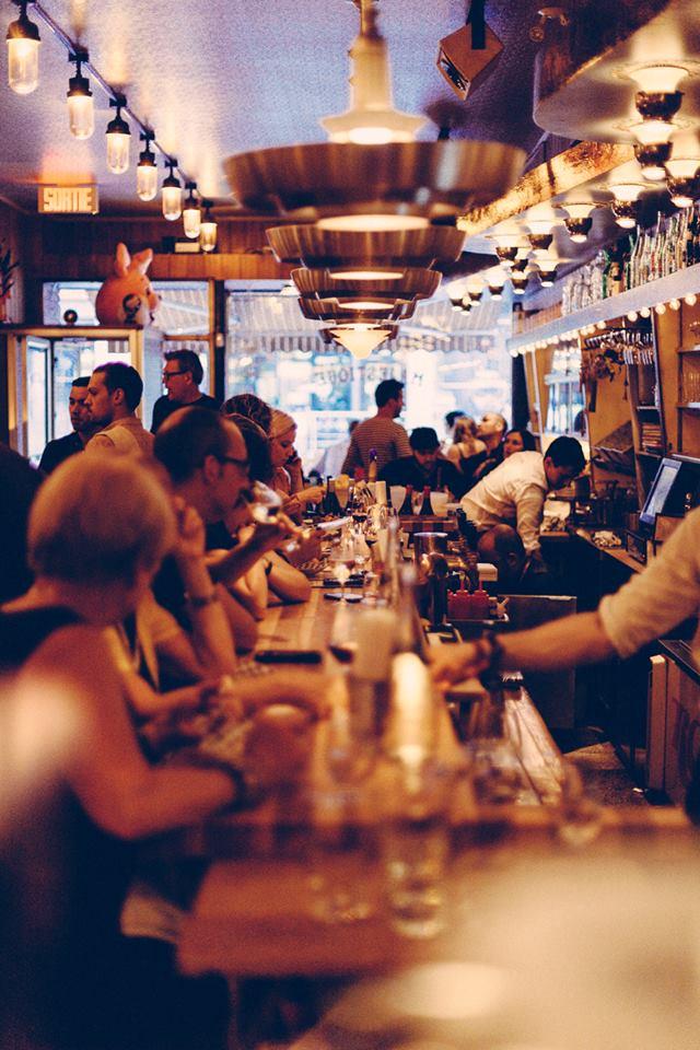 Bar Majestique Montreal Saint Laurent