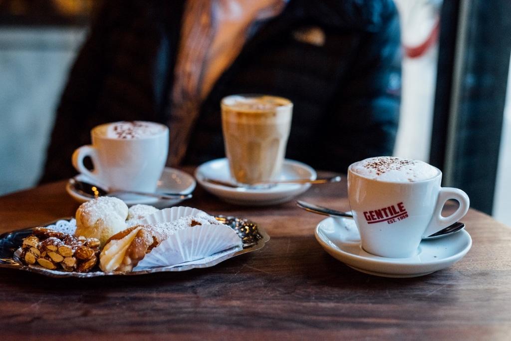 Les meilleurs cafés italiens de Montréal
