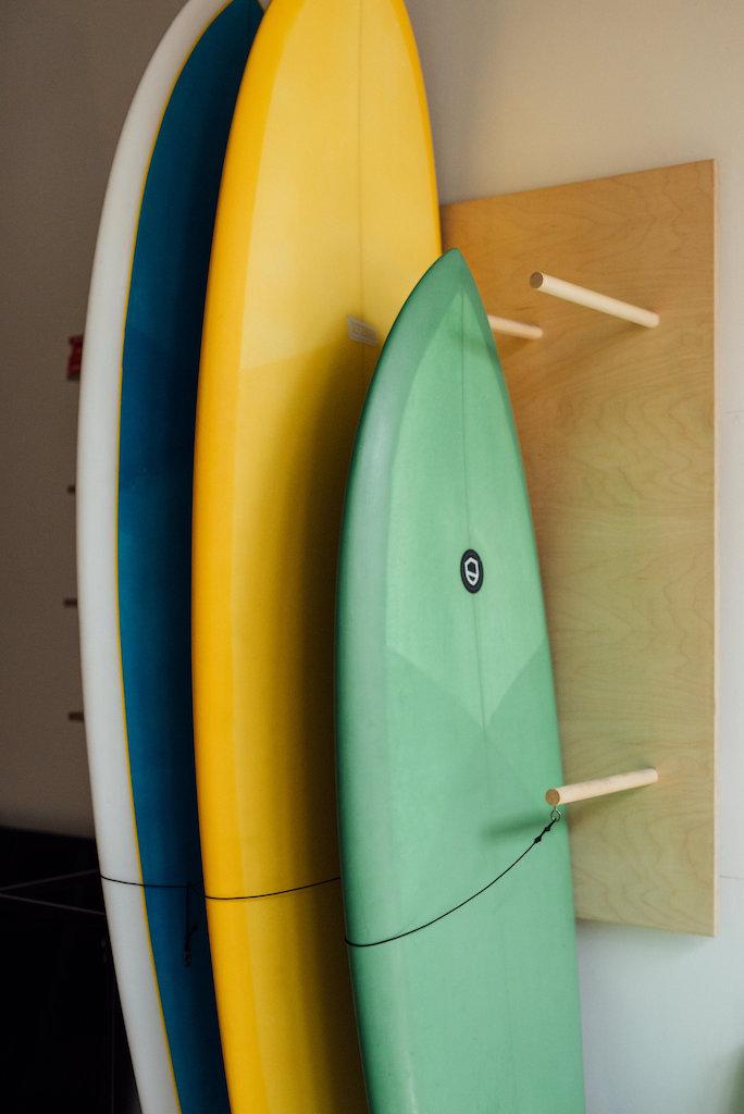 September surf café