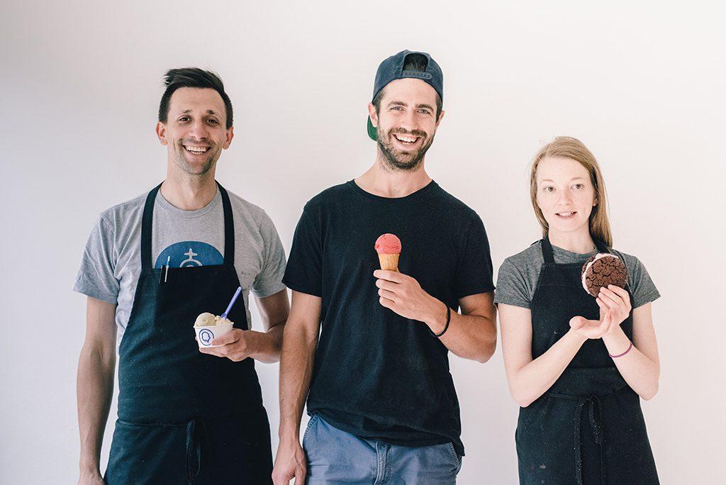 Dalla Rose : une des meilleures crèmerie en ville vient d'ouvrir st henri