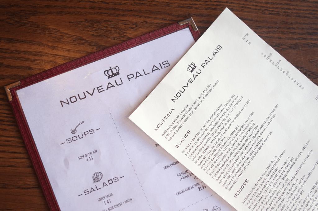 Nouveau Palais : institution décontractée du Mile-End