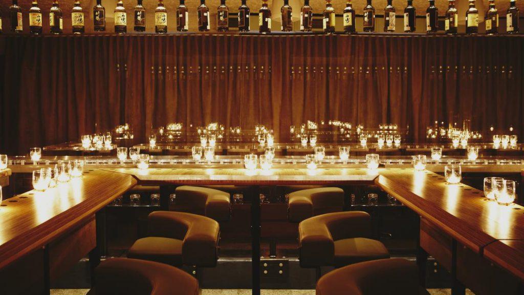 Bars cachés de Montréal Big in Japan