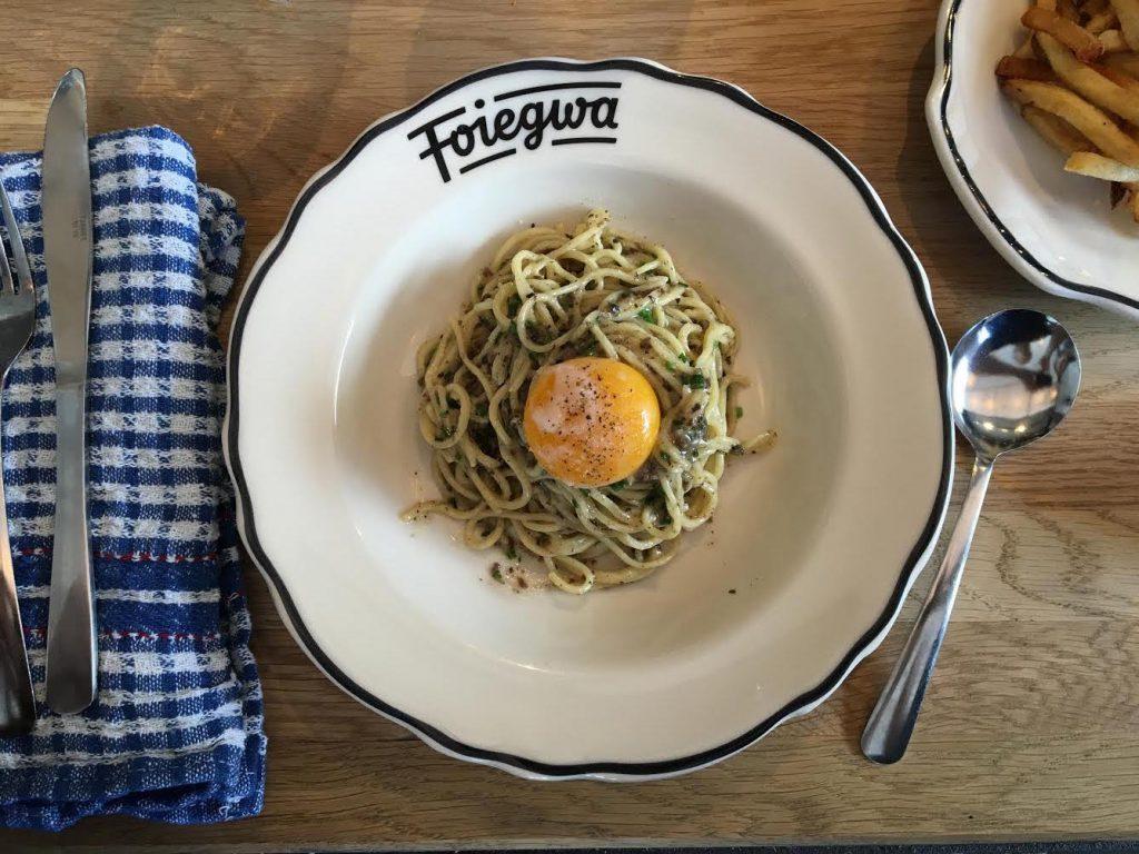 Foiegwa restaurant St-Henri montreal brunch