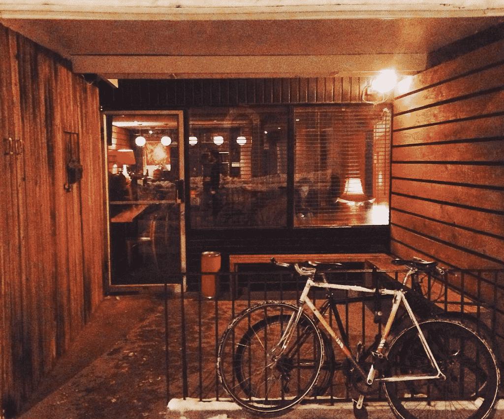 Le bar A