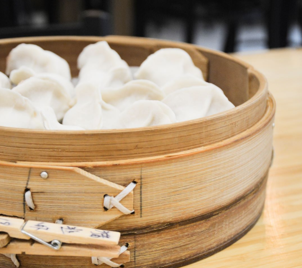 Qinghua dumplings