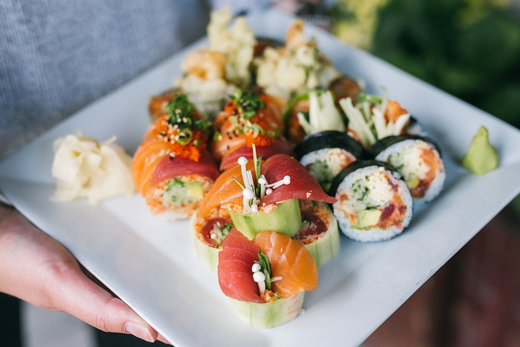 Saint Sushi montreal