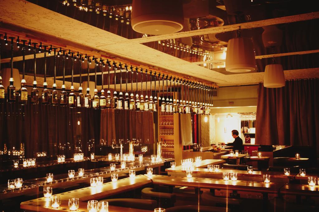 Bar Big in Japan Boulevard Saint-Laurent Montréal