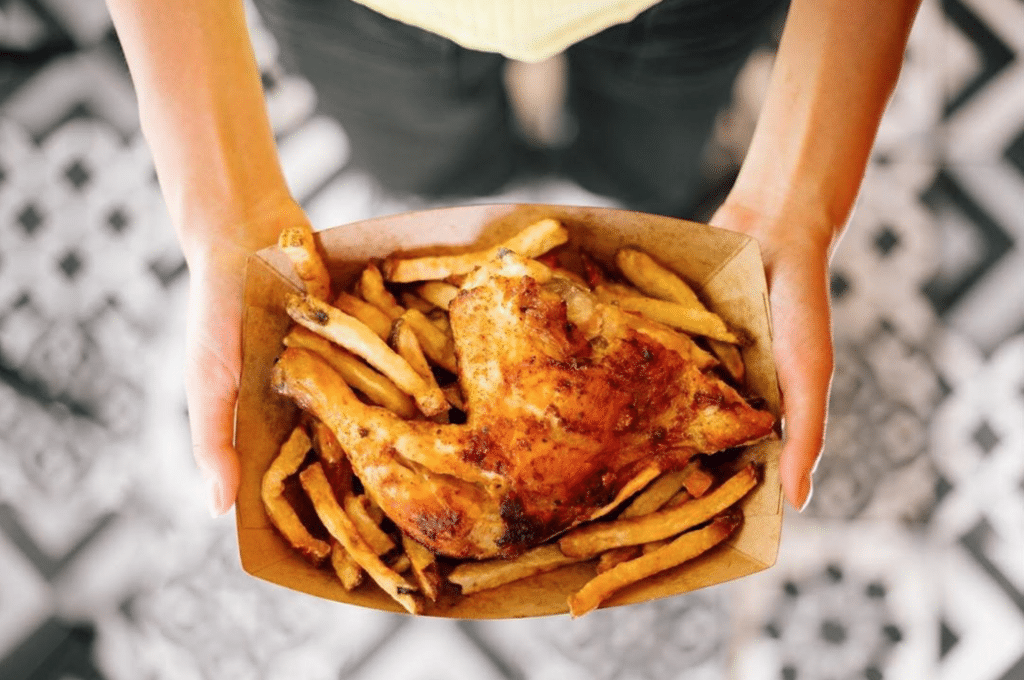 campo poulet portugais montreal