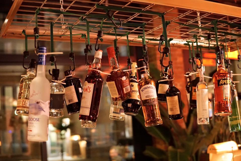 Tiradito restaurant bar péruvien rue Bleury