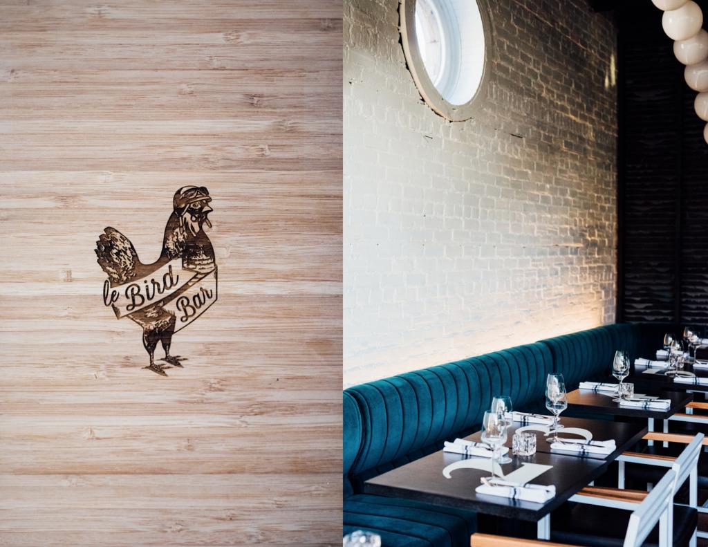 Bird Bar Griffintown Restaurant Montréal Poulet Frit