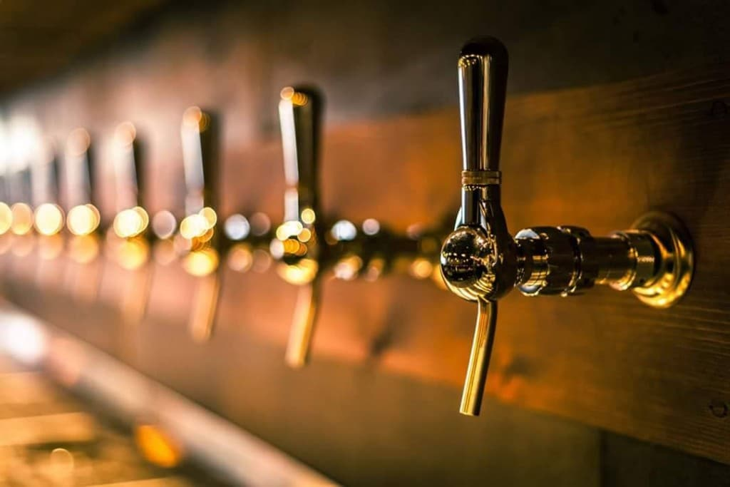 Brasserie Boswell bar montreal