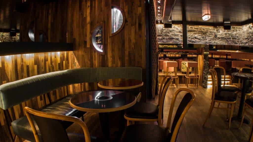 Le Royal bar caché du Rouge-Gorge Mont-Royal
