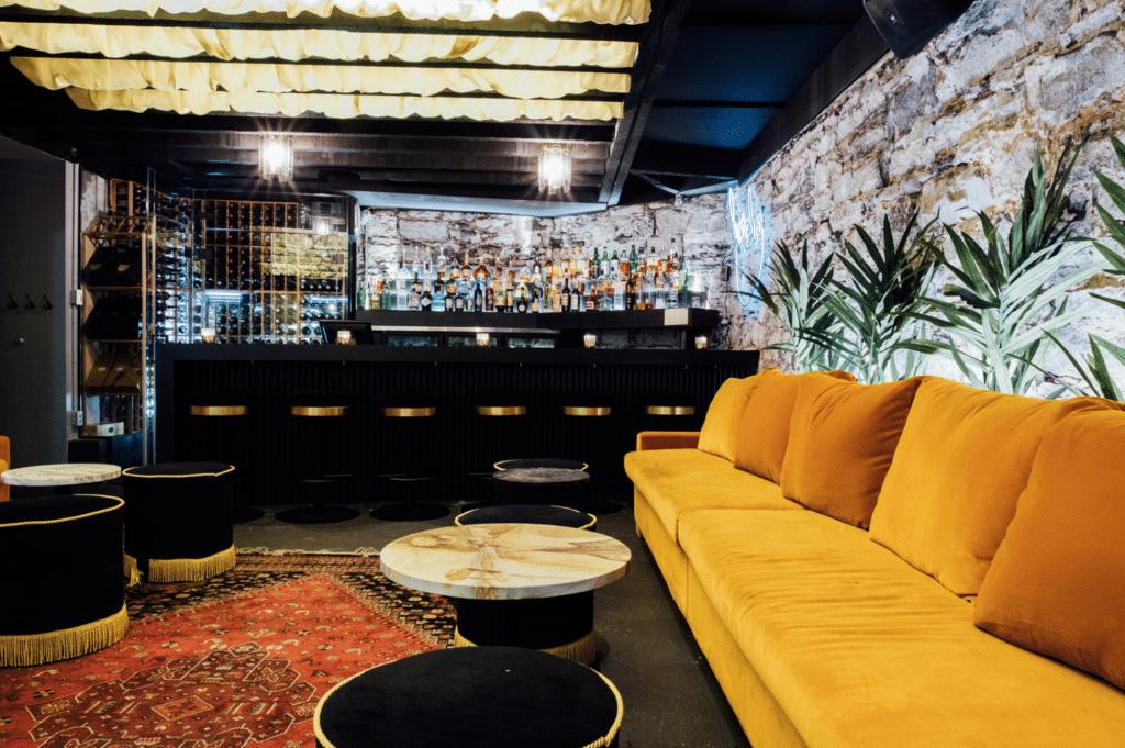 Henden bar : le nouveau bar caché du birdbar