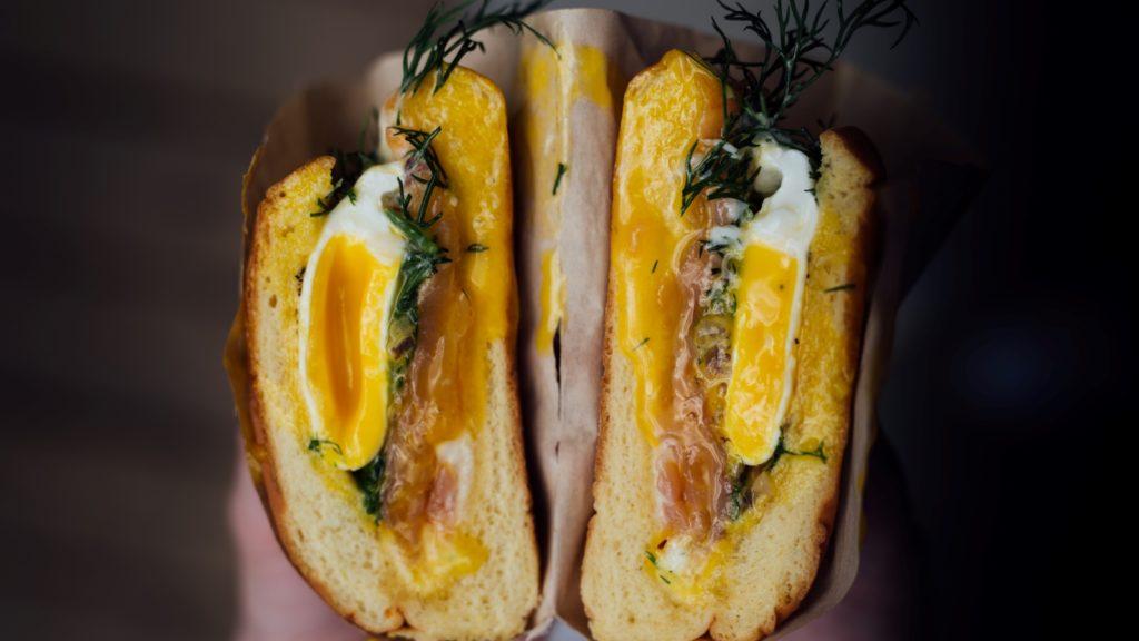 Sandwich déj