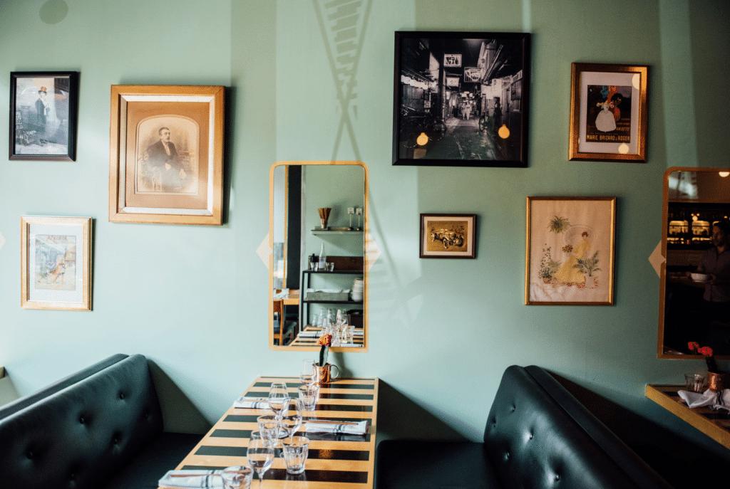 Restaurant Thazard brasserie asiatique restaurant Boulevard St-Laurent
