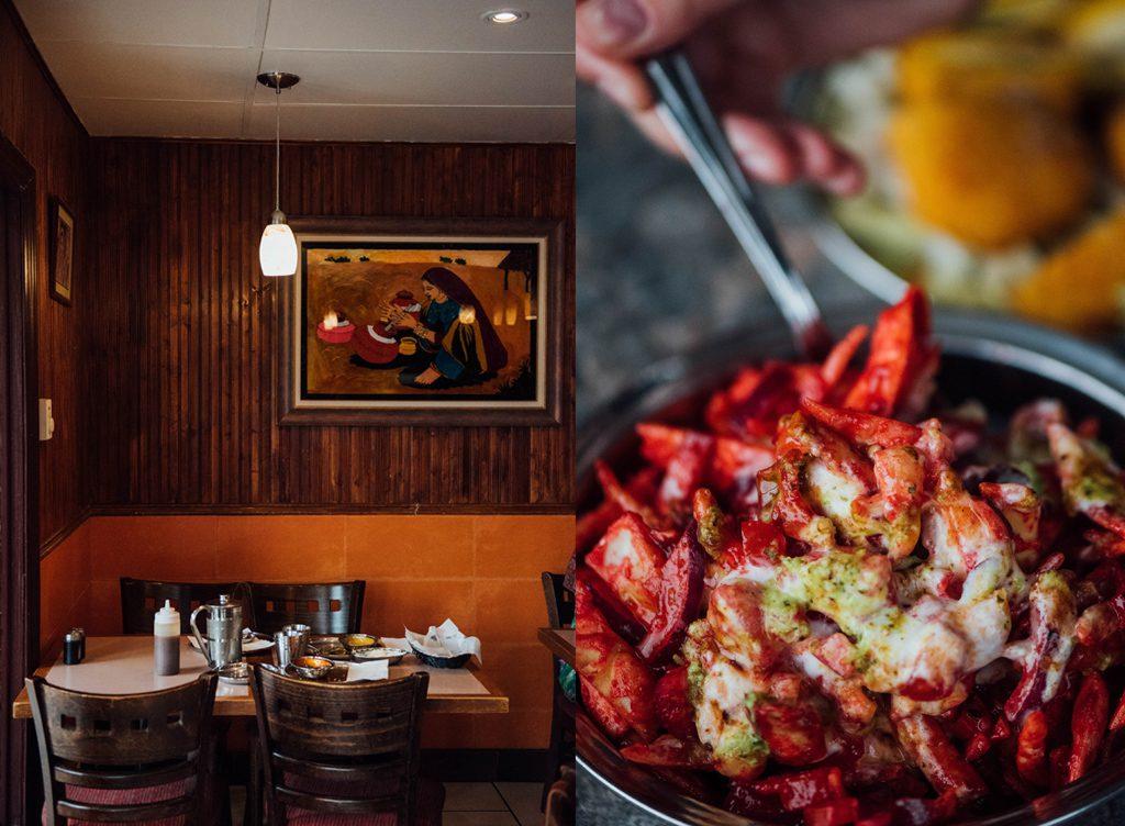 Bombay Mahal Restaurant indien Parc Extension Montreal