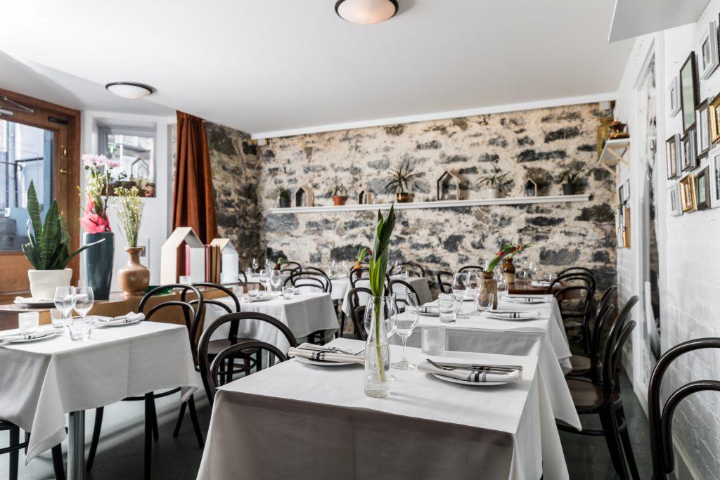 Le Restaurant Petite Maison de Danny St-Pierre