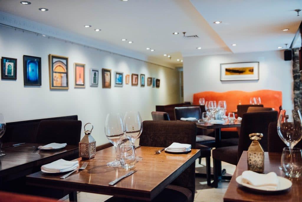 Tangia : restaurant marocain au Centre-Ville