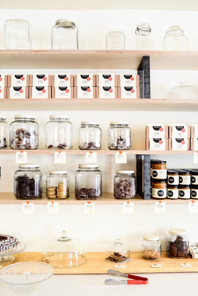 Dinette Nationale : une coquette confiserie artisanale