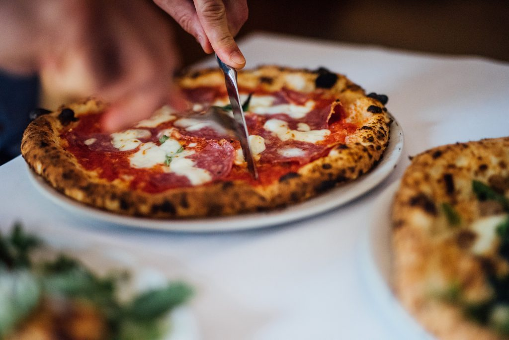 Bottega Pizza Montreal Little Italy