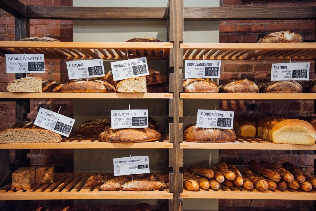 La meunerie urbaine boulangerie notre-dame-de-grâce ndg