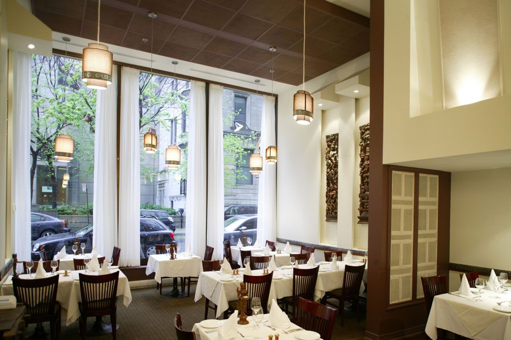 Restaurant Taj Montréal