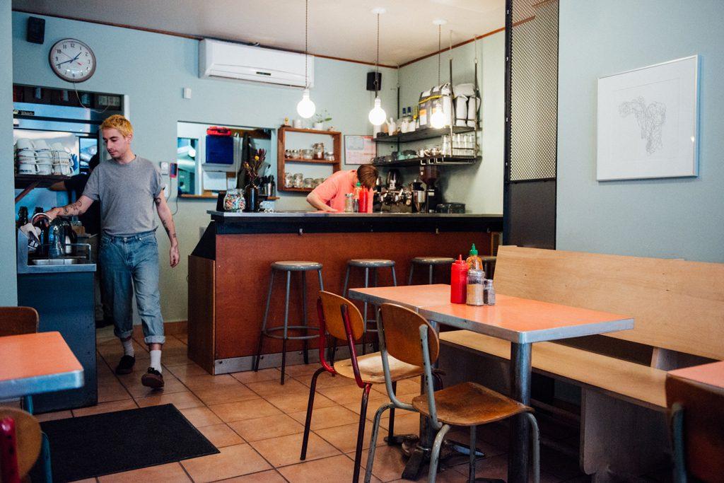 vieux velo restaurant déjeuner montreal