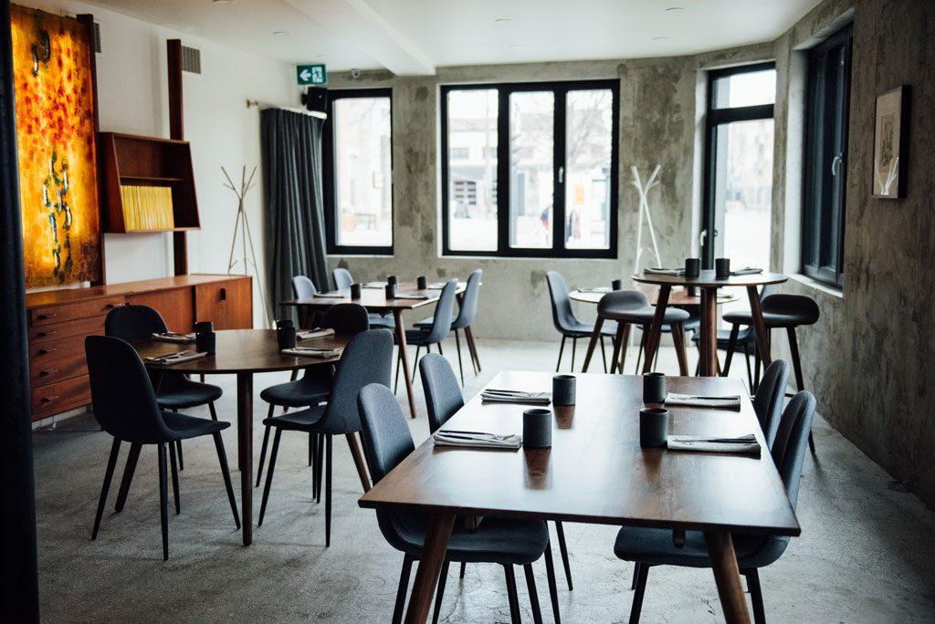 Le Mousso restaurant montreal Antonin rousseau rivard