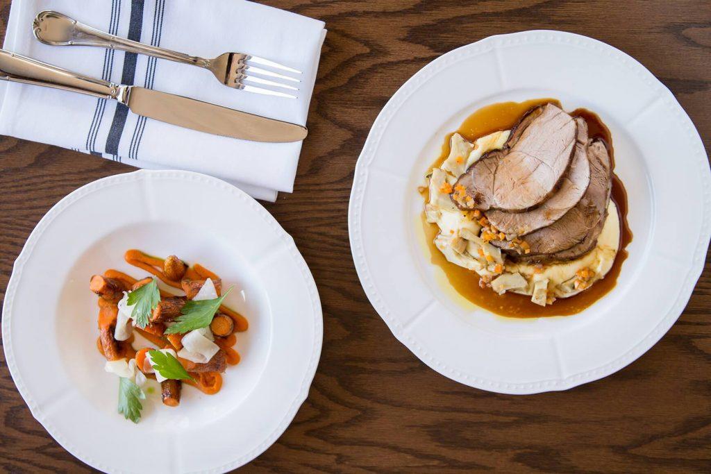 Willow Inn Hudson restaurant auberge