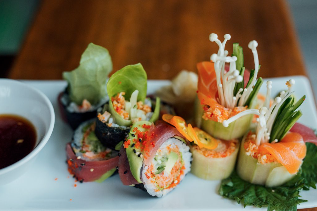 best sushi meilleurs restaurants sushis japonais Montreal