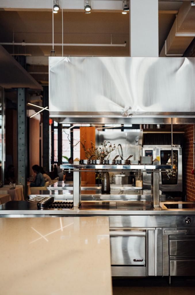 Pastel Restaurant Montréal Vieux-Montréal