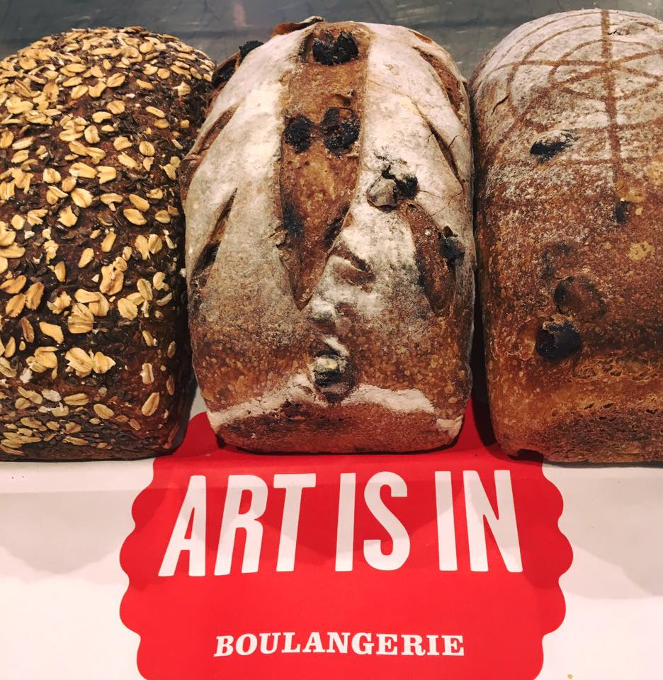 art is in bakery boulangerie ottawa