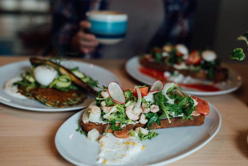 Café Elsdale Restaurant montréal