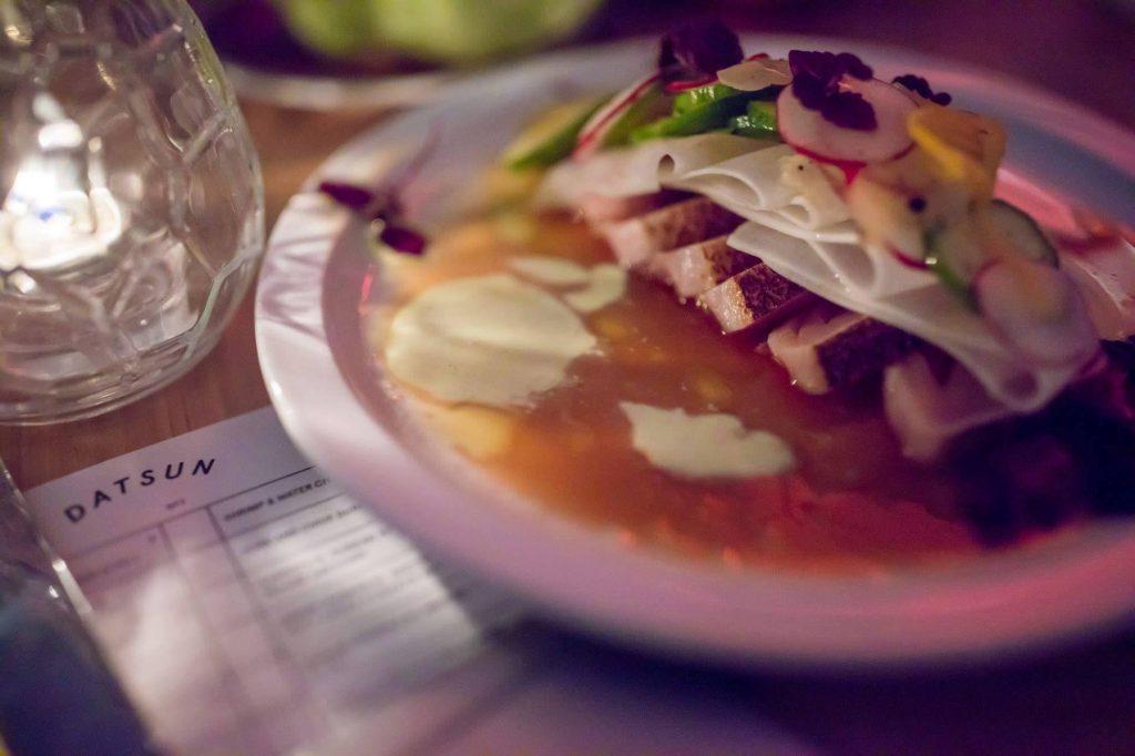 Datsun restaurant asiatique Helgin Ottawa