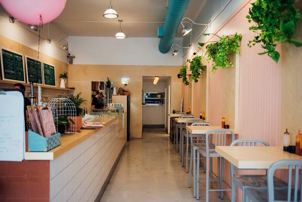 Petit Sao Restaurant pointe saint-charles