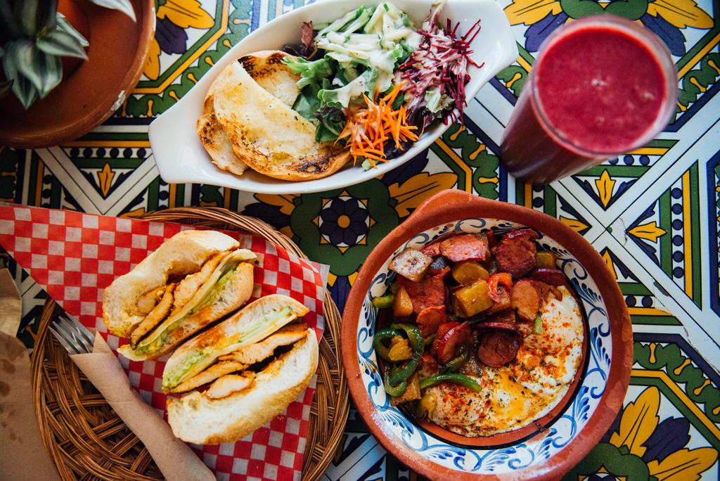 Restaurants ouverts pour take-out pour le lunch !