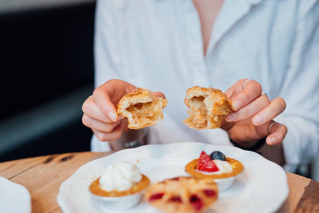 Rustique: charmante pâtisserie du quartier Saint-Henri