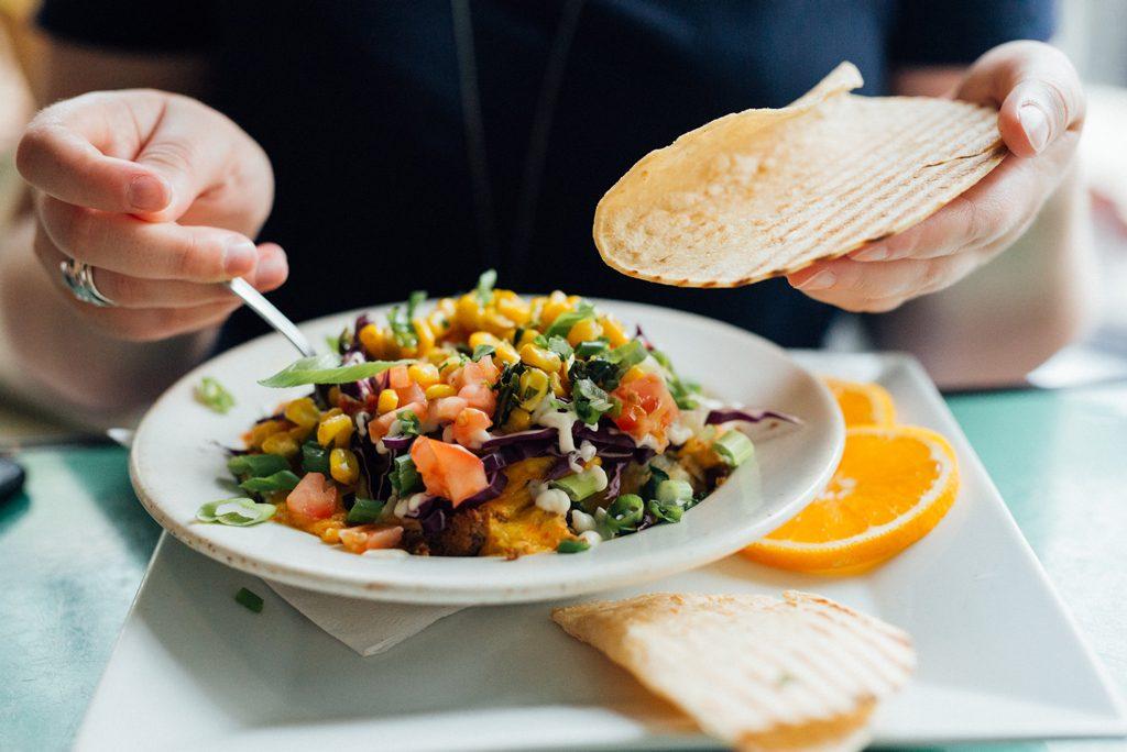Restaurant Végé Vegan Cagibi Montréal