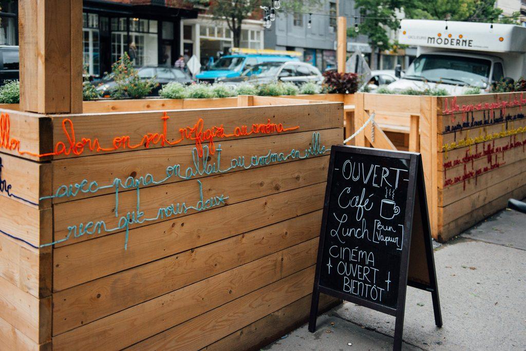 Cinéma Moderne Café-Bar Montréal