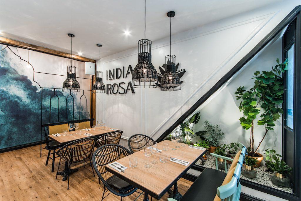 India Rosa restaurant indien montreal