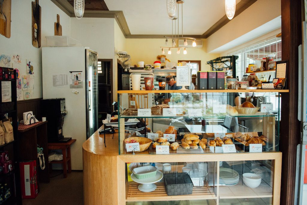 Lulu la nantaise boulangerie bakery Longueuil