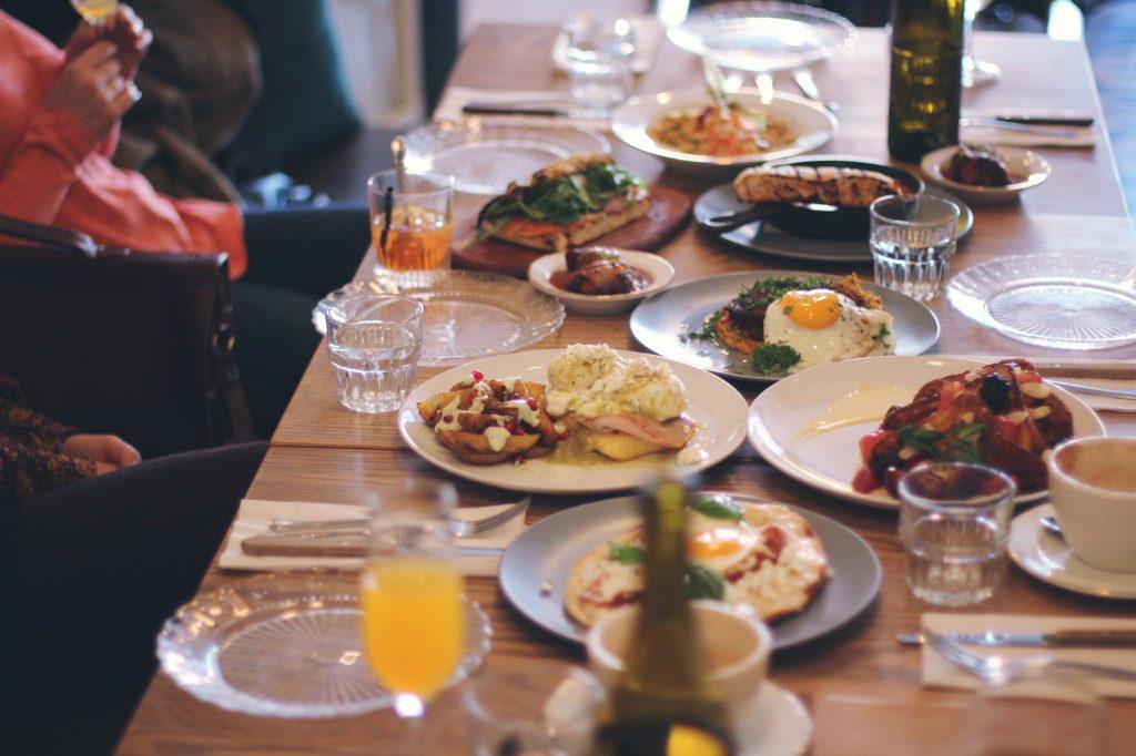 DEUX sainte thérèse restaurant