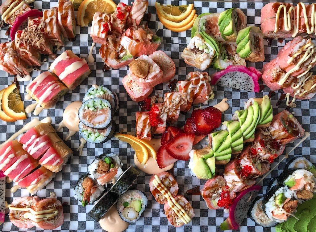 atelier sushi