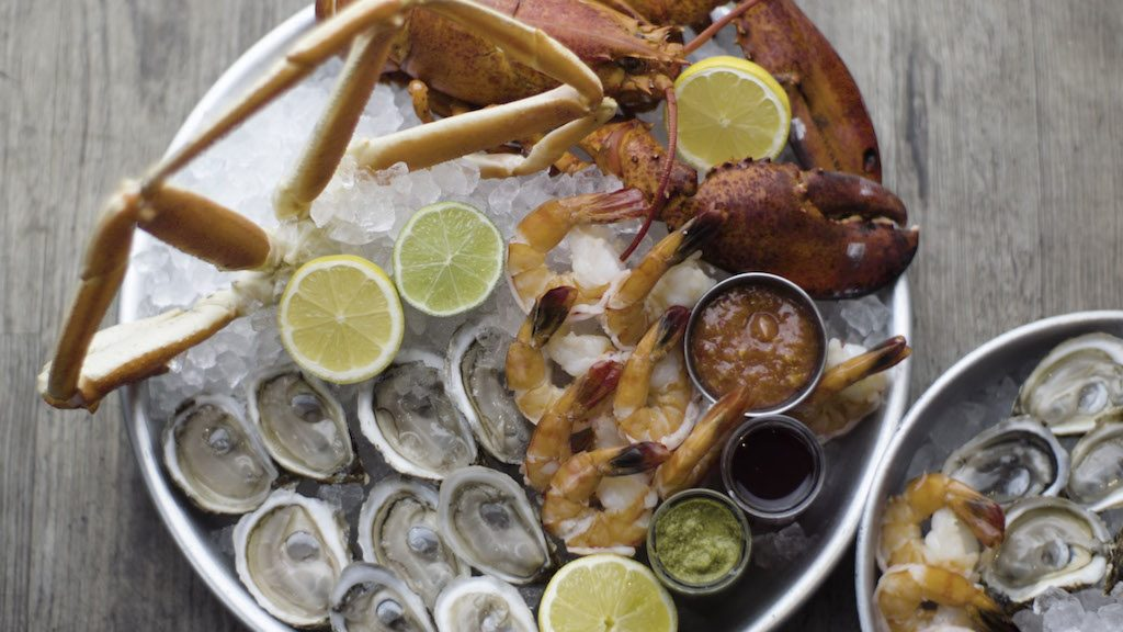 Lucille's Oyster Dive restaurant Monkland NDG Montreal