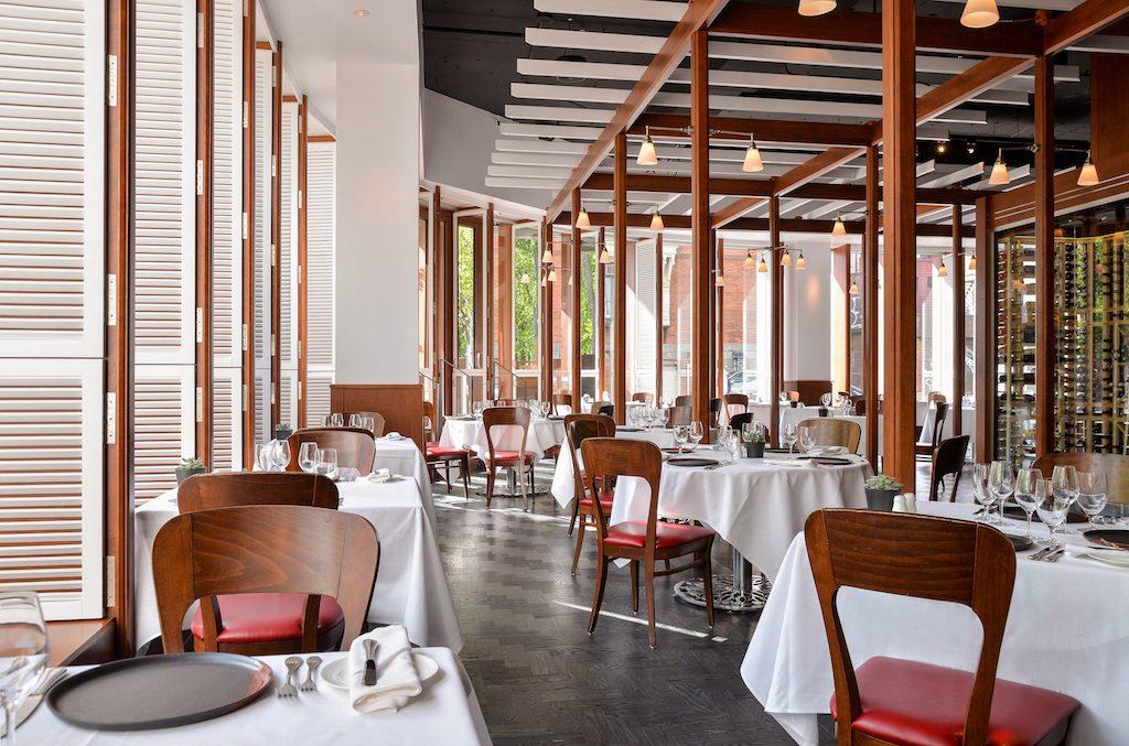 restaurant ithq Sherbrooke saint-denis Montreal