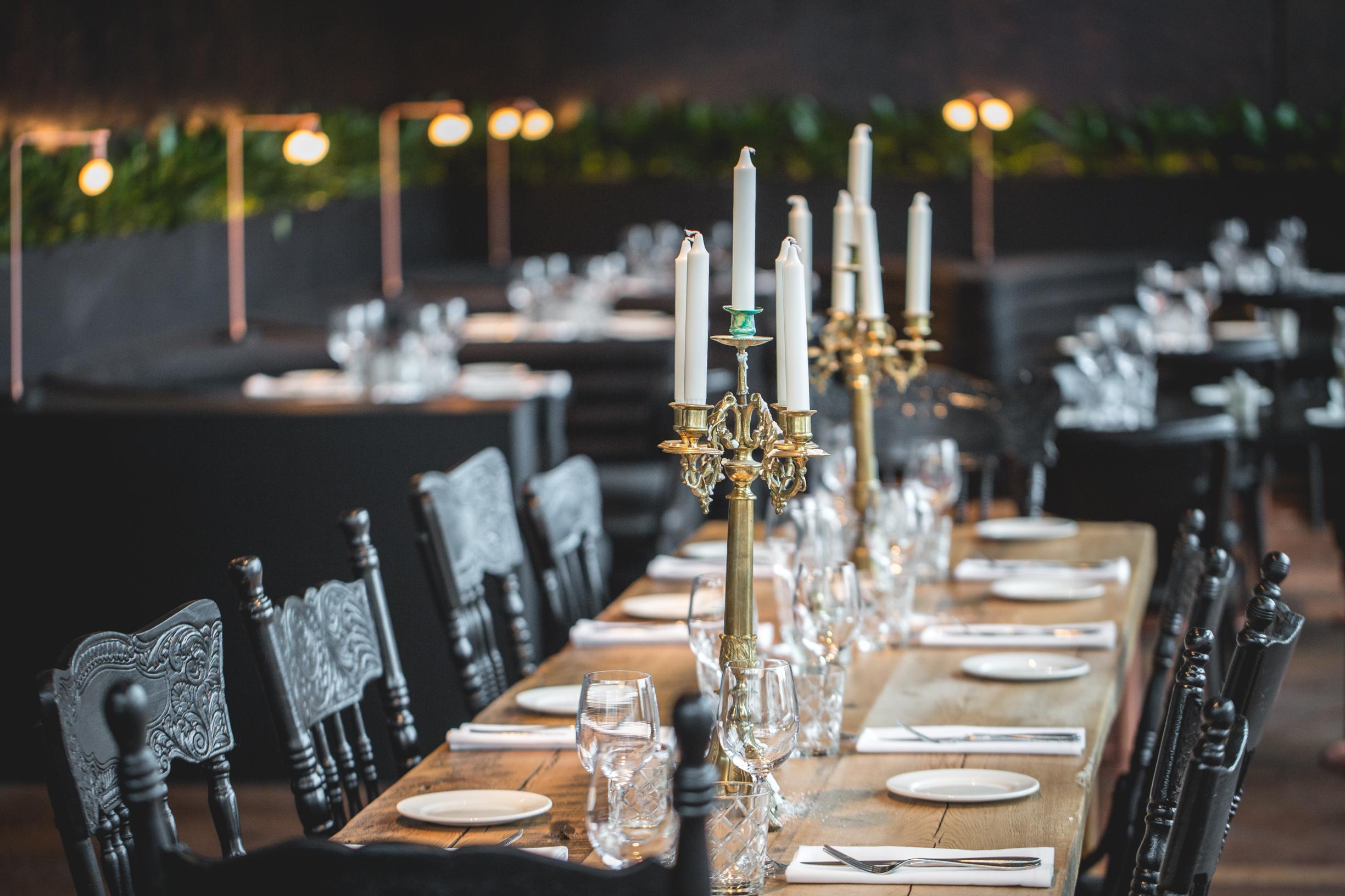 Restaurants pour les groupes